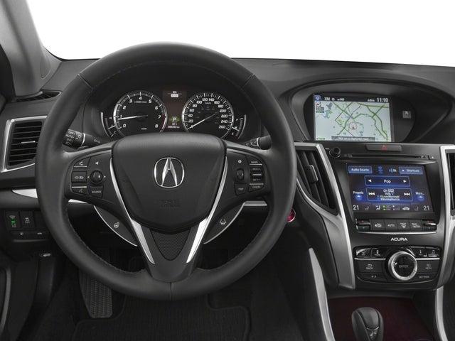 2015 Acura Tlx Tech >> 2015 Acura Tlx 3 5l Tech V6 Tech In San Antonio Tx New