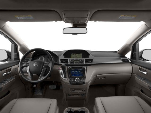 2015 Honda Odyssey Touring Elite In San Antonio Tx New Braunfels