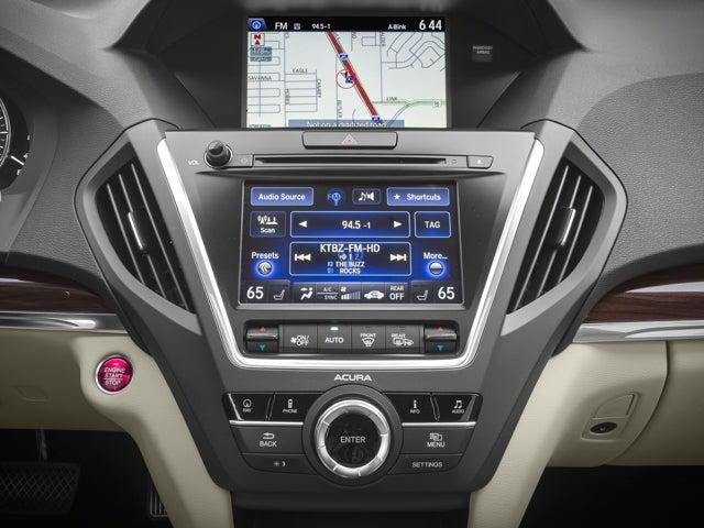 Fresh Acura Mdx 2016 Interior