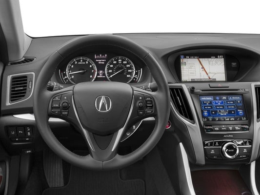 2017 Acura Tlx V6 W Advance Pkg In San Antonio Tx Gunn