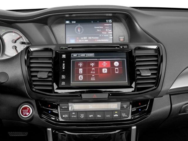 2017 Honda Accord Coupe Touring In San Antonio Tx Gunn Acura