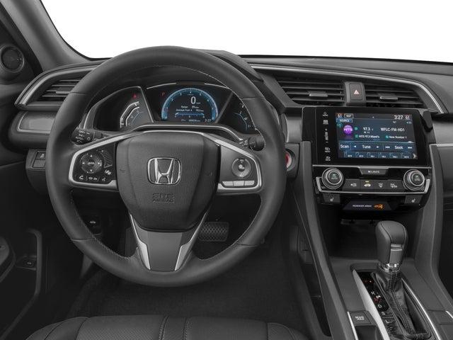2017 Honda Civic Sedan Ex L In San Antonio Tx New Braunfels Honda