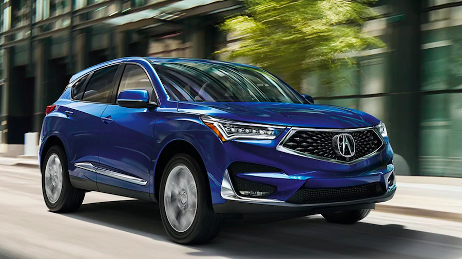 What's New in the 2021 Acura RDX?